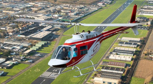 bell 206 helikopter