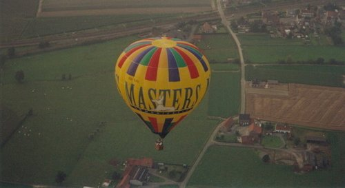 luchtballon masters communication
