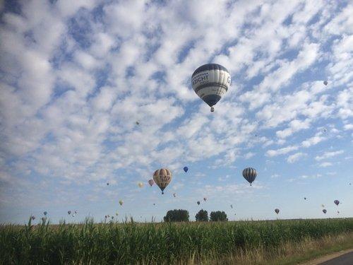 luchtballon meulebeke